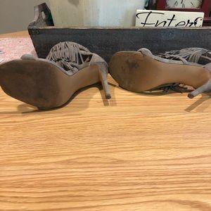 Steve Madden Shoes - Steve Madden Fringe Heels